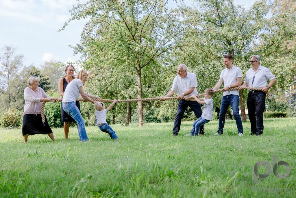 Familienshooting in Gräfelfing