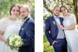 Kirchliche Hochzeit am Chiemsee auf Gut Aiterbach