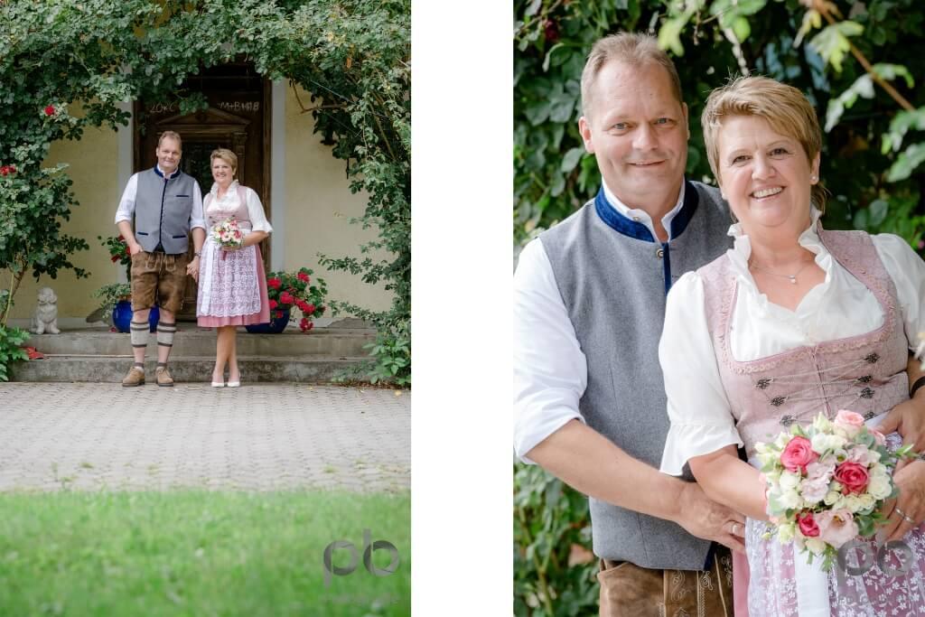 Hochzeit in Dachau / Markt Indersdorf