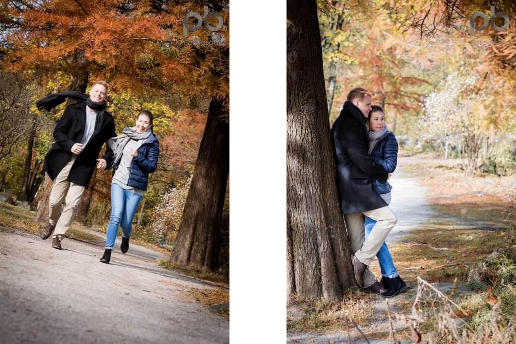 Paarfotos Westpark München