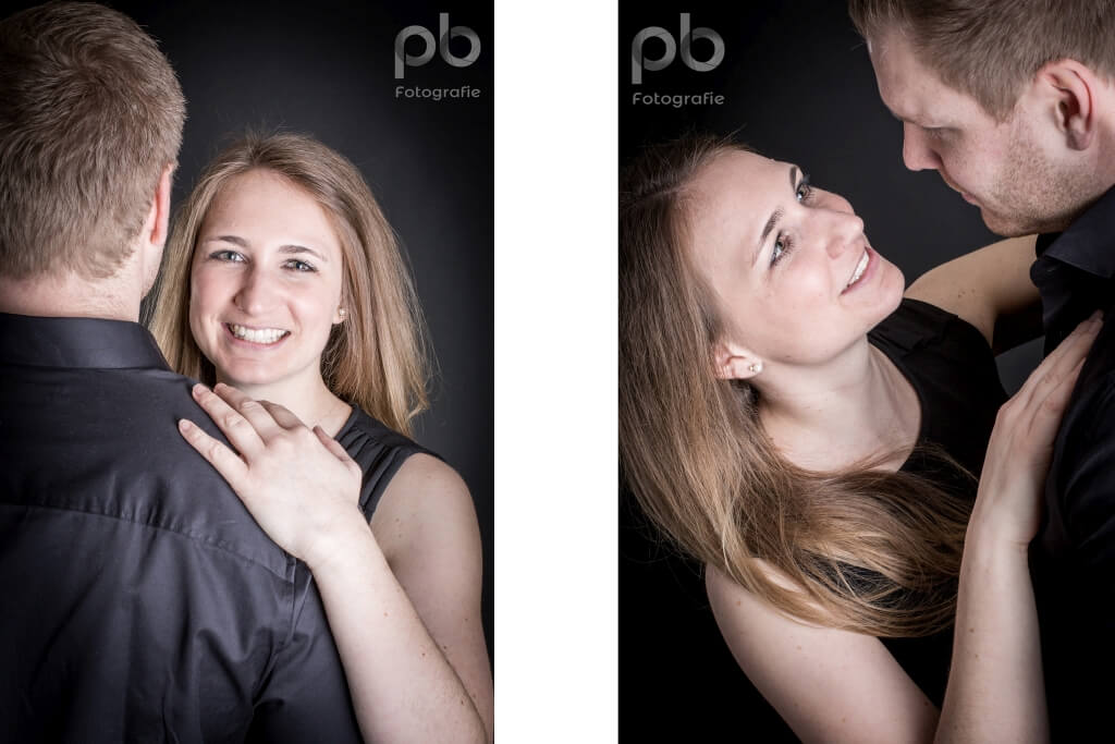 Paarshooting und Lovestory für Valentinstag